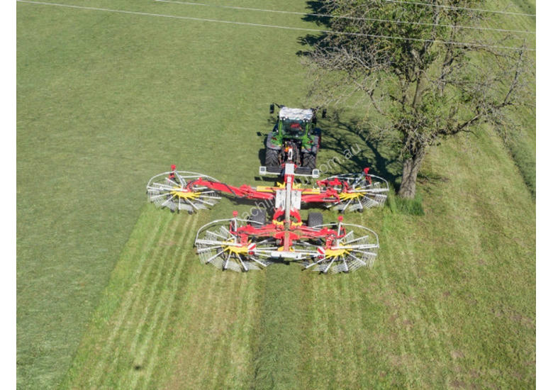 Pottinger 1252C Rakes/Tedder Hay/Forage Equip