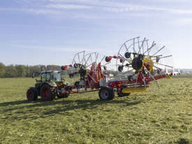 Pottinger 1252C Rakes/Tedder Hay/Forage Equip - picture2' - Click to enlarge