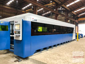 Yawei HLF-2562 Large Format Fiber Laser. 2.5 x 6.2m perfect for plate. High power IPG up to 15kW.  - picture0' - Click to enlarge
