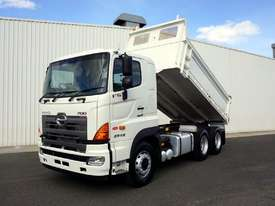 2011 Hino FS 2848 (6x4) Automatic Hardox Tipper - picture0' - Click to enlarge