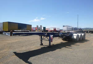 Southern Cross Semi Skel Trailer