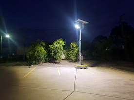 Solar LED Streetlight - picture4' - Click to enlarge