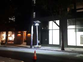 Solar LED Streetlight - picture5' - Click to enlarge