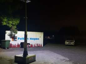 Solar LED Streetlight - picture8' - Click to enlarge