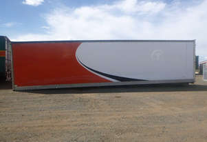 Maxicube Semi trailer body Pantech Bodies