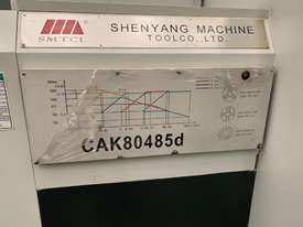 Never Used Shenyang CAK80485D CNC Lathe - picture0' - Click to enlarge