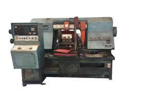 USED AMADA HFA-500 BANDSAW - picture0' - Click to enlarge