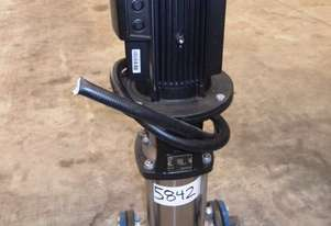 Multistage Pump, IN/OUT: 65mm.
