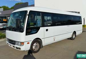 2014 MITSUBISHI ROSA BE84D DELUXE Bus