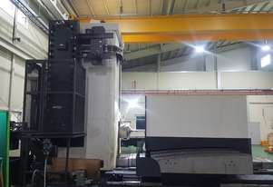 Hyundai-WIA KBN-135 CNC Table Type Boring Machine. 2016 model in very good condition.