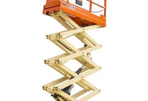 Hire JLG 26ft Narrow Electric Scissor Lift