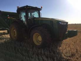 John Deere 8270R FWA/4WD Tractor - picture0' - Click to enlarge