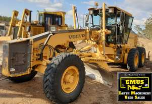 2009 Volvo G930 Grader with Rippers.  MS577