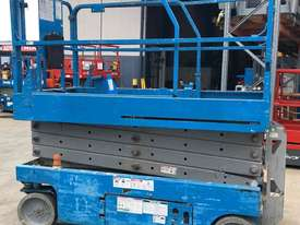 26FT Electric Scissor Lift Genie - picture0' - Click to enlarge