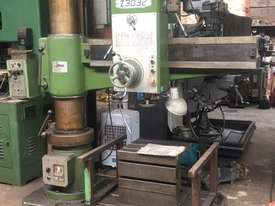 Radial Arm Drill - picture0' - Click to enlarge