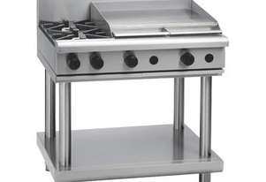 WALDORF 800 SERIES RN8606G-LS - 900MM GAS COOKTOP LEG STAND