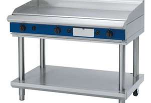Blue Seal GP518 - LS 1200mm GAS GRIDDLE - LEG STAND