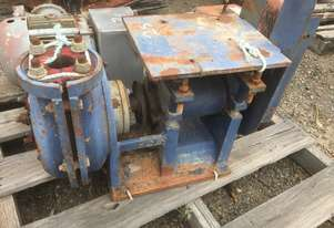 Linatex Slurry Pump 50 mm x 50 mm