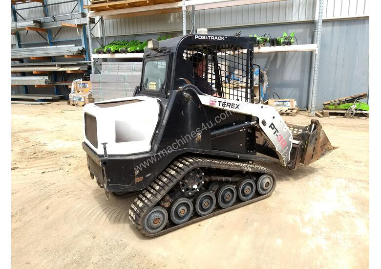 USED 2012 TEREX PT30 WITH 1475HRS AND 4 IN 1 BUCKET