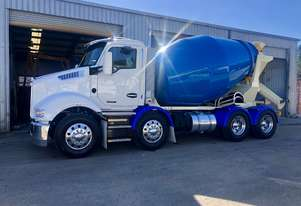 KYOKUTO 7.6M3 CONCRETE MIXER FITTED TO YOUR TRUCK