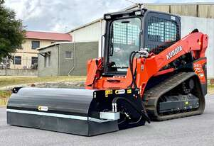 B S Skid Steer Bucket Broom