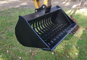 3 - 4 Ton 1000mm Excavator Sieve Bucket (with bolt-on edge)