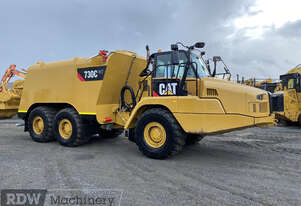Caterpillar 730C2 Water Truck