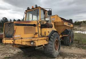 Volvo 5350B Articulated Dump Truck