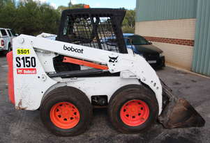 Bobcat BOB CAT SKID STEER