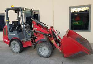 Weidemann 1240 CX35 Articulated Loader