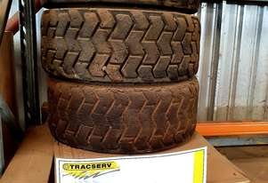 Bobcat Solid   Tyres with Rims