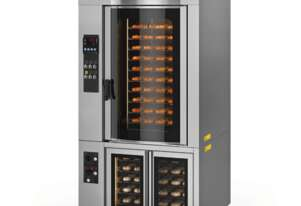 INOMACH Rotary Patisserie Bakery Convection Oven