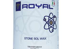 Royal Stone Sol Wax Transparent 1L