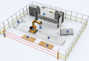 Press Brake and Robot Automation