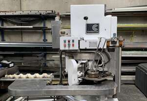 Continental Can Rotary Closing Machine