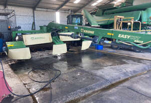 Krone ECTC500CR Mower Conditioner Hay/Forage Equip