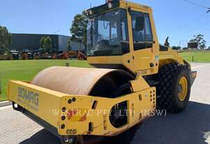 BOMAG BW 211 D-4 Vibratory Single Drum Asphalt