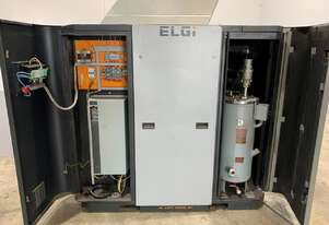 ELGi EG55 Variable Speed + COMPAIR L110 Low Hour Compressors
