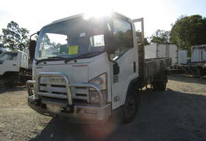 2008 ISUZU NPR75H WRECKING STOCK #1821