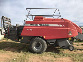 Massey Ferguson 2170 Square Baler Hay/Forage Equip - picture1' - Click to enlarge
