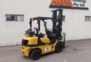 Yale 2.5ton Forklift – 90591