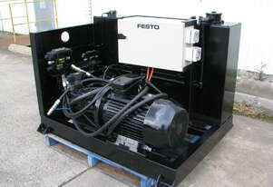 40HP 350L Large Hydraulic Power Pack Unit - Festo