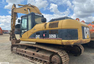 Caterpillar   325DL Excavator