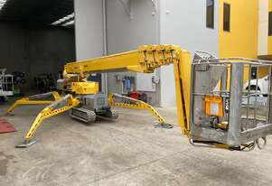 Omme 30 m Crawler Mounted Spider Lift