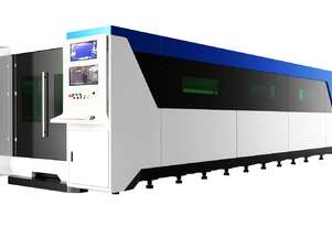 High Speed, Large Format and High Power laser cutting system - up to 20kW of grunt