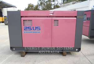 DENYO DCA25USI Portable Generator Sets