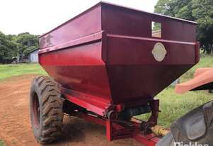 Bredal B50 Tow Behind Spreader