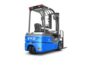 BYD ECB18 – 3 wheels Lithium Counterbalance Forklift