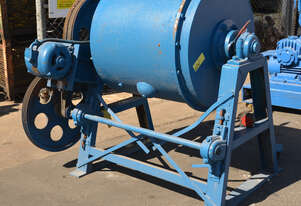 ball grinding media mill milling machine mineral tumbler ceramic lining 2HP 3 phase