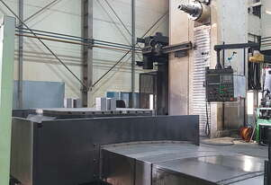 2013 Hyundai Wia KBN-135CL Table type CNC Horizontal Borer